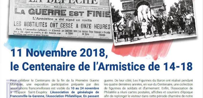 Franconville Le Mag' n° 250