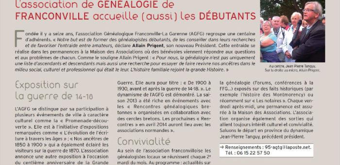 Journal de Franconville n° 198