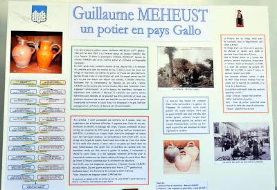 Guillaume Meheust, un potier en pays Gallo