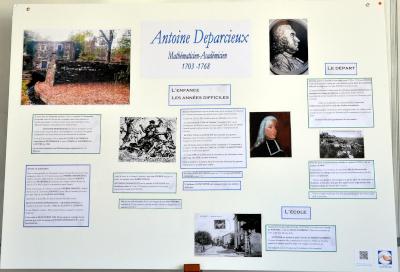 Antoine Deparcieux mathématicien-académicien