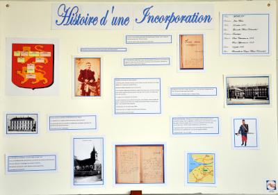 Histoire d'une incorporation