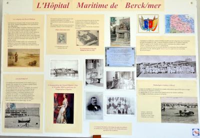 L'hôpital maritime de Berck-sur-Mer