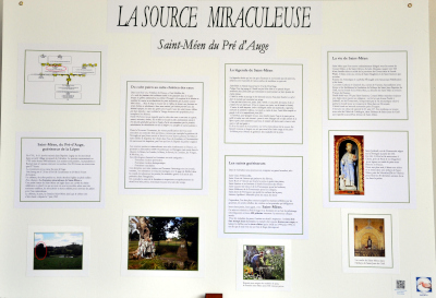 La Source Miraculeuse de Saint-Méen