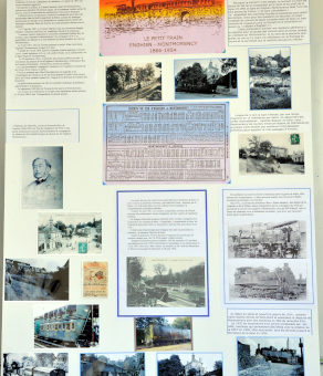 Le Refoulons, le petit train Enghien-Montmorency