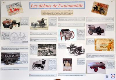 Les débuts de l'automobile