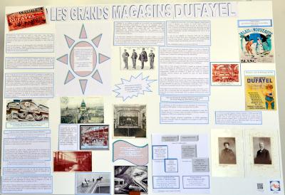 Les grands magasins Dufayel