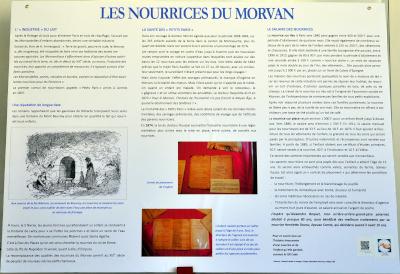 Les nourrices du Morvan