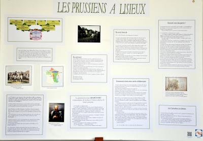 Les prussiens à Lisieux en 1815