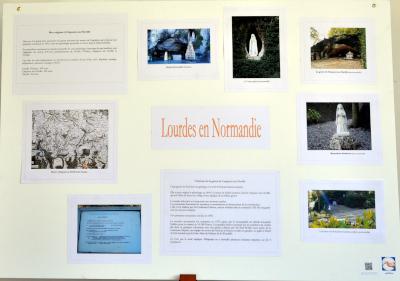 Lourdes en Normandie
