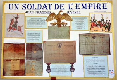 Un soldat de l'Empire, Jean-François Juvenel
