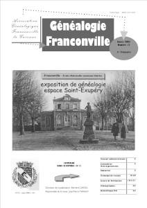 Revues 2003