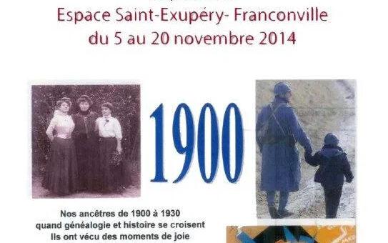 Nos ancêtres de 1900 à 1930