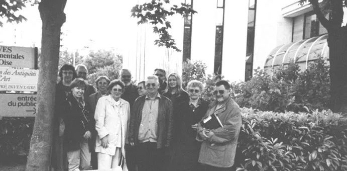 Archives départementales du Val-d'Oise en 1999