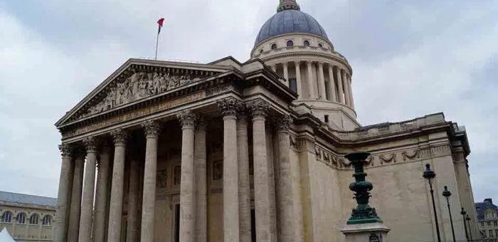Panthéon et église Saint-Étienne-du-Mont