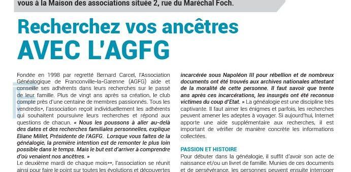 Franconville Le Mag' n° 269